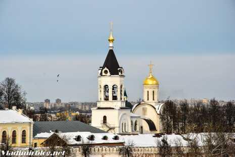 Владимирский кремль