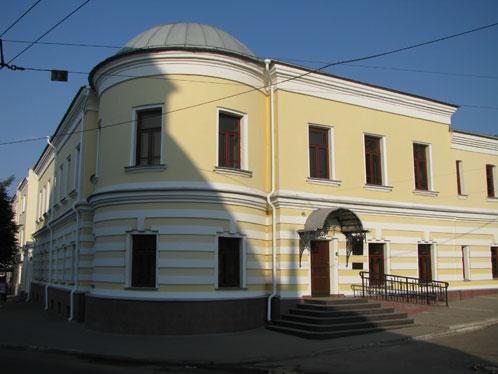 Усадьба Мещерягина во Владимире