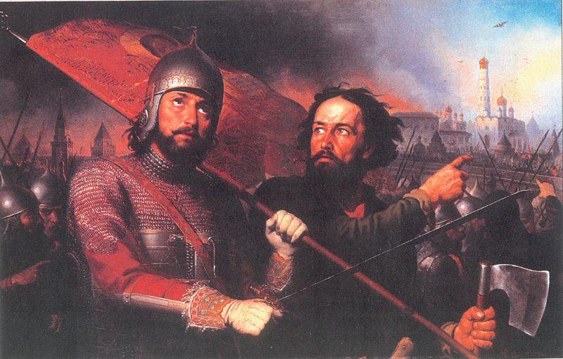 Князь Михаил Пожарский