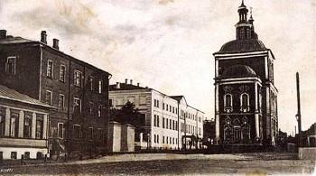 Сергиевская церковь во Владимире