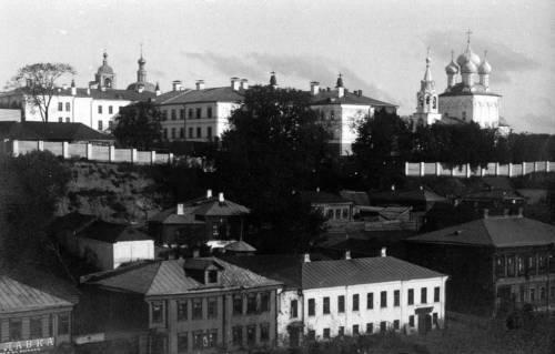 Старый Владимир в 1913 году