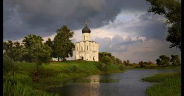 Церковь Покрова на Нерли фото