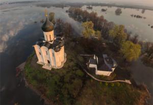 Церковь Покрова на Нерли Боголюбово