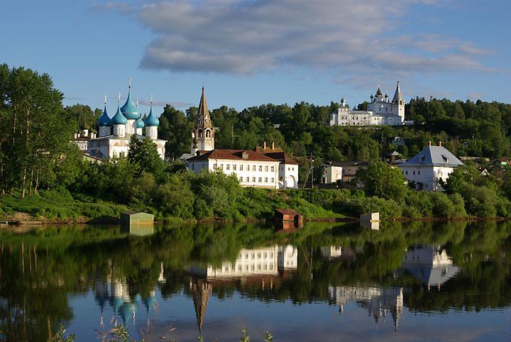 Панорама Гороховца