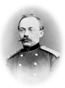 Штабс-капитан Д.Г.Столетов