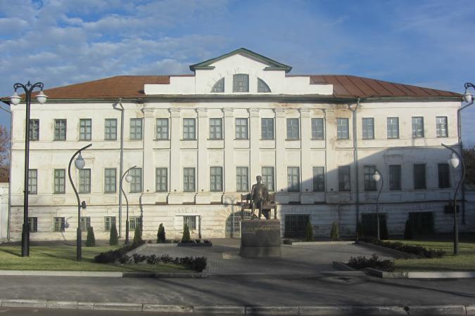Музей Зворыкина в Муроме