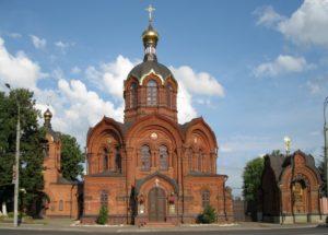Церковь Михаила  Архангела во Владимире