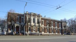 Дворянский дом призрения во Владимире