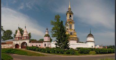 Суздальский Евфросиниев-Ризоположенский женский монастырь