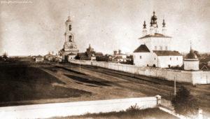 Троицкий собор Суздальский Евфросиниев-Ризоположенский женский монастырь