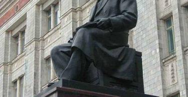 Александр Григорьевич Столетов памятник