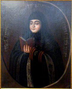 Евдокия Лопухина в монашестве