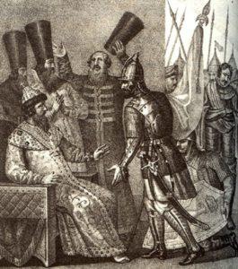 Василий iii Иванович гравюра