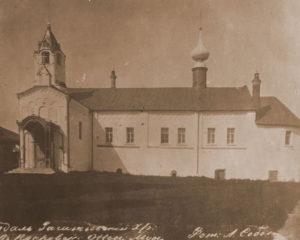 Зачатьевская церковь Покровского монастыря в Суздале