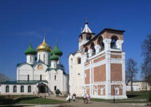 Звонница Спасо-Евфимиева монастыря